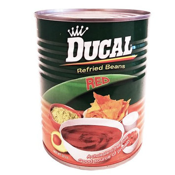 Ducal Refried Red Beans 29 oz (Pack of 6)