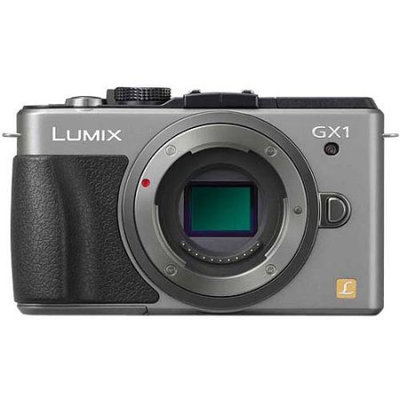 Panasonic DMC-GX1SBODY Lumix Digital Camera