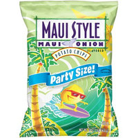 Maui Style Party Size Onion Potato Chips 14.5 oz. Bag