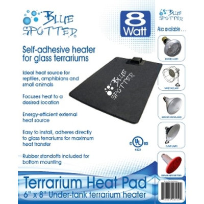 Under Tank Heater, Small, For Reptiles, Amphibians, Hermit Crabs & Small Animals
