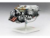True Scale Miniatures 10AC11 Porsche 935 K3 Twin Turbo Engine Model 1-18