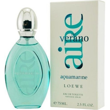 Aire De Verano Aquamarine By Loewe For Women Edt Spray 2.5 Oz