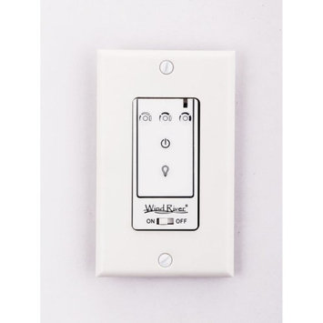 Wind River TWC2000 Receiver built into wall control-Total Wall Control