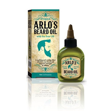 Arlo's Beard Oil with Tea Tree Oil 2.5 oz. (Pack of 3)