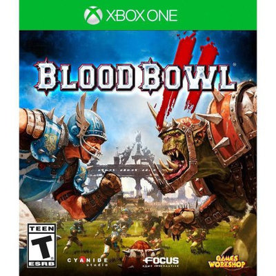Focus Entertainment Blood Bowl II (Xbox One) - Pre-Owned