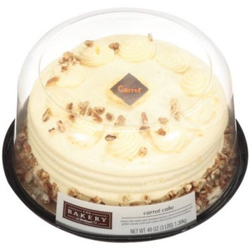 Freshness Guaranteed Carrot Cake, 36 oz