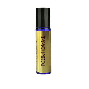 Perfume Studio Premium Fragrance Oil IMPRESSION with SIMILAR Perfume Accords to Signature:-(*POUR HOMME*)_(MEN)-; 100% Pure No Alcohol Oil (Perfume Oil VERSION/TYPE; Not Original Brand)