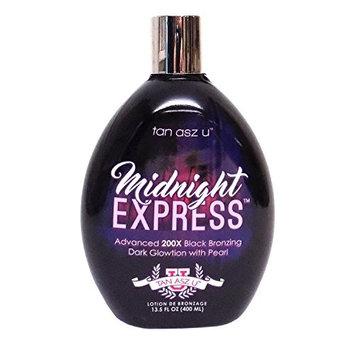 Tan Asz U MIDNIGHT EXPRESS 200X Black Bronzer - 13.5 oz.