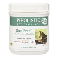 Wholistic Canine Run Free, 2 Lb