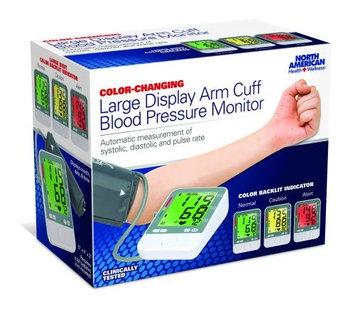 North American Health & Wellness Blood Pressure Monitor
