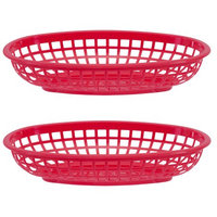 Bradshaw International, Inc Backyard Grill 2pk Burger Baskets