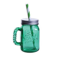 Fitz and Floyd® Jolly Rancher Jolly Jar Sippee Mug in Green Apple (Set of 6)