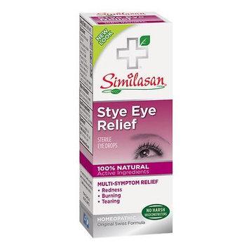 Similasan Stye Eye Relief Drops 0.33 fl oz(pack of 4)