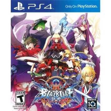 Aksys Games Blazblue: Central Fiction Playstation 4 [PS4]