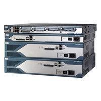 Cisco 2821 Integrated Services Router - 1 x NME-X, 2 x AIM - 2 x 10/100/1000Base-T LAN, 2 x USB
