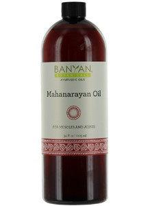Banyan Botanicals - Organic Mahanarayan Oil - 36 oz.