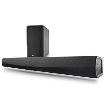 Denon HEOS HomeCinema Soundbar and Wireless Subwoofer