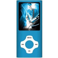 Visual Land Rave 8GB MP3 Player with Camera, Blue