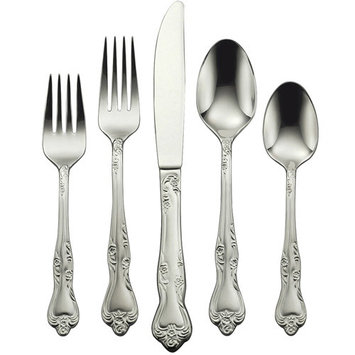 Oneida - Azalea 45 Pc Flatware Set