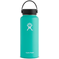 Hydro Flask 32oz Wide Mouth Vacuum Insulated Stainless Steel Water Bottle w/Flex Cap