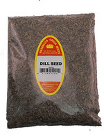 Marshalls Creek Spices Refill Pouch Dill Seed Seasoning, 8 Ounce