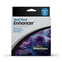 Seachem Laboratories ASM1345 Reef Enhancers 3-Pack
