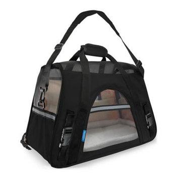 OxGord Comfortable Carrier Soft-Sided Pet Carrier (2014 Model - Newly Designed), Black