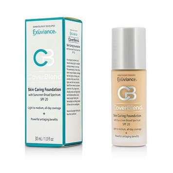 Exuviance Skin Caring Foundation, Blush Beige