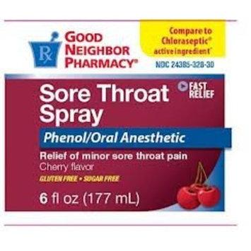 GNP Sore Throat Spray