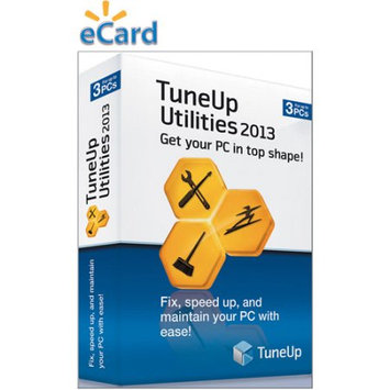 Interactive Communications AVG TuneUp Utilities 3-User $39.99 (Email Delivery)