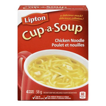Lipton Chicken Noodle Instant Soup Mix