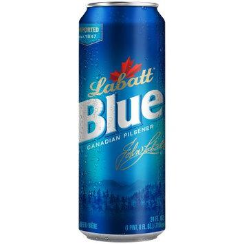 Labatt Blue Canadian Pilsener 24 fl. oz. Can