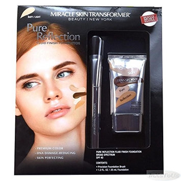 Miracle Skin Transformer Pure Reflections Fluid Finish Foundation - Buff / Light