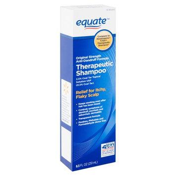 Equate Anti-Dandruff Therapeutic Shampoo, Original Strength, 8.5 fl oz
