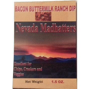 Nevada Madhatters 1.5 Oz. Buckin' Good Buttermilk Ranch Dip