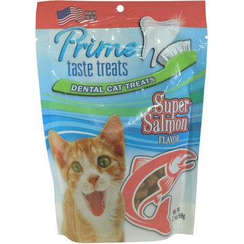Prime Taste Treats Salmon Dental Cat Treats, 2.1 oz