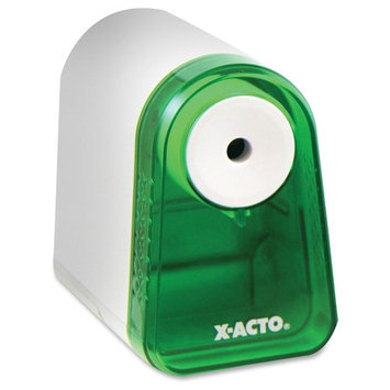 Elmer's 19510 Xacto Might Mite Battery Operated Pencil Sharpener