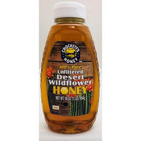 Desert Wildflower Raw Honey