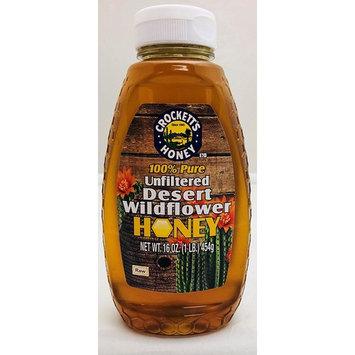 Desert Wildflower Raw Honey
