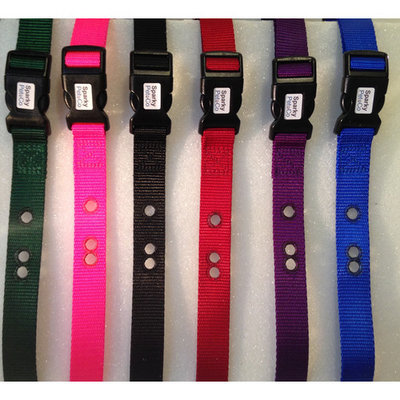 Sparky PetCo PetSafe-Compatible 1��� Nylon Replacement Collar With 3 Non-Consecutive Holes