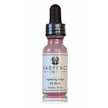 Babyface Tightening Potion 8% DMAE Serum, 0.6 oz.