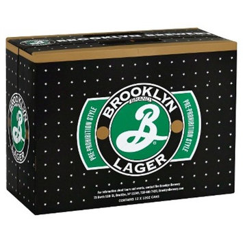 Brooklyn® Lager -12pk / 12oz Cans