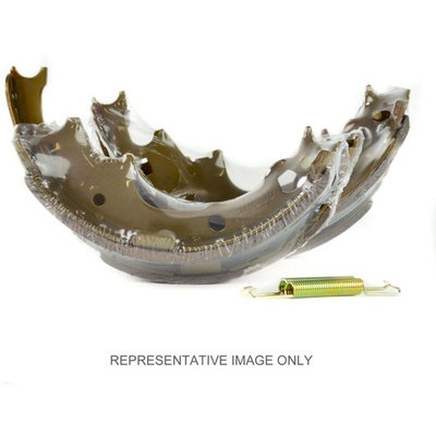 Centric Brake Shoe Set, #112-04620
