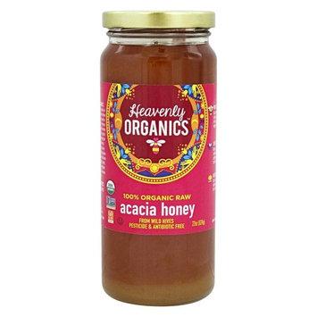 100% Organic Raw Acadia Honey - 22 oz.