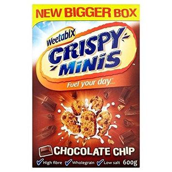 Weetabix Minis Chocolate 600g - Pack of 2