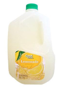 Great Value Lemonade - Gallon
