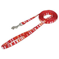 Leather Brothers Pocket Pups Nylon Stripes Leads