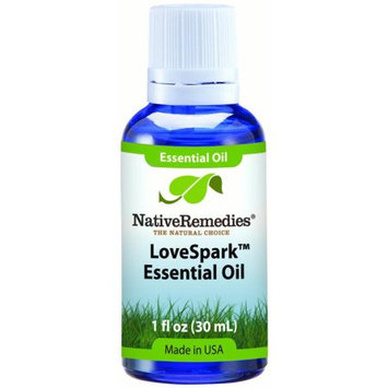 Aswechange NativeRemedies LoveSpark Essential Oil Blend 30mL, 30 mL