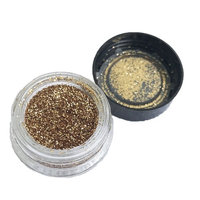 Gold Sparkling Metallic Body Glitter Perfect for any Party, Festival, Concert, & More! Cruelty Free & Made In USA