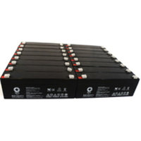 SPS Brand 12V 2.3 Ah Replacement Battery for Newark 84F10l2 (12 pack)